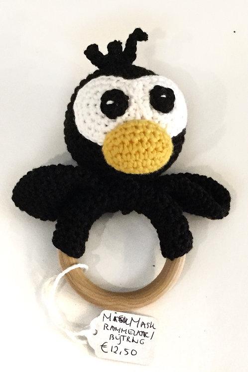 Rammelaar/bijtring, pinguin