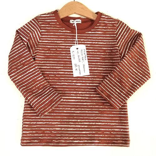 Tricot shirt, streepjes