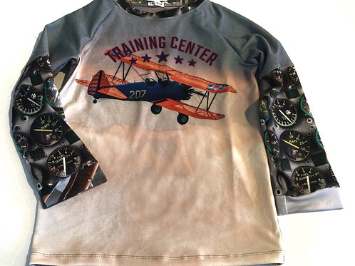 Shirt , vliegtuig