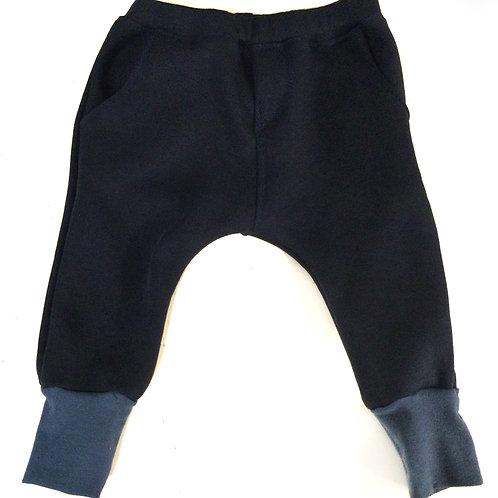 joggingbroek, donkerblauw
