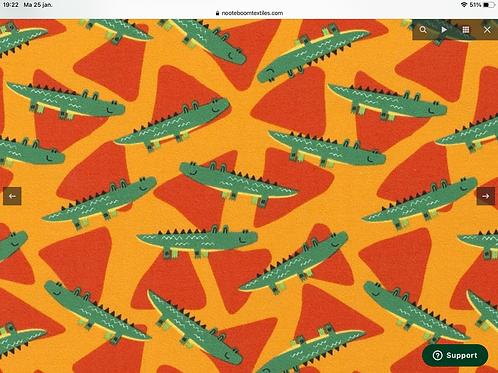 Tricot, crocodiles
