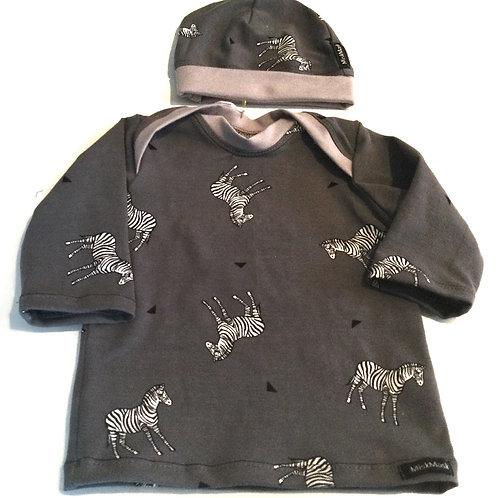 Shirt, zebra