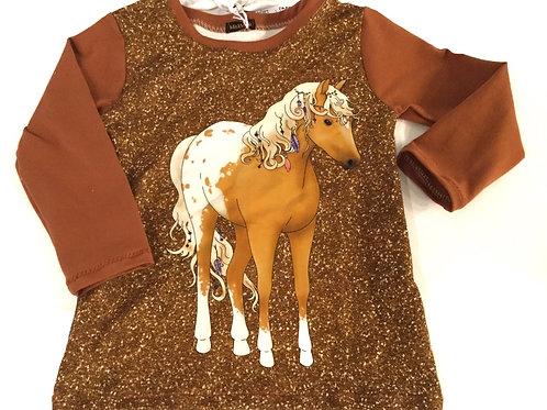 Sweatshirt, pony