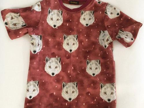 Shirt, wolven