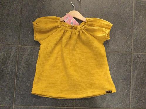 Hydrofiel bloesje, yellow