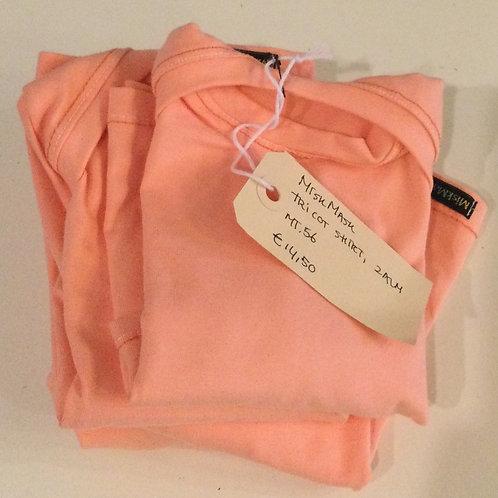 Shirt, zalm