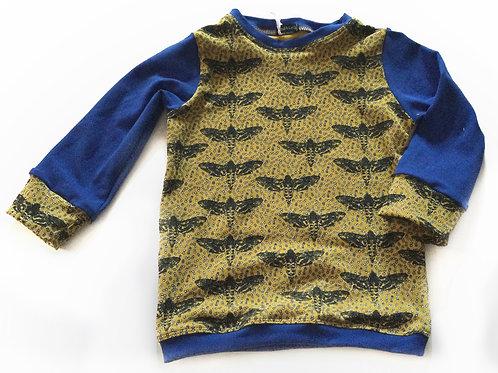 Tricot shirt, motvlinders