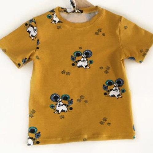 Tricot shirt, konijnen