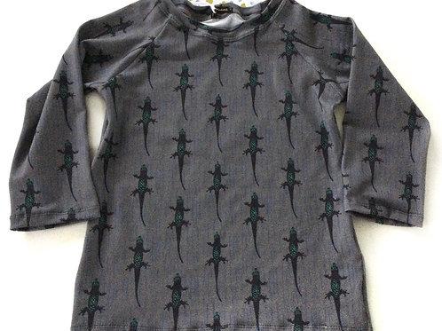 Tricot shirt, salamander