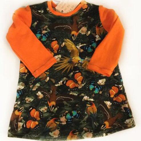 Tricot jurk, herfst