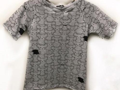 Tricot shirt, muizen