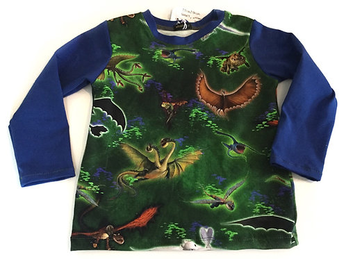 """Shirt, """"how to train your dragon"""""""