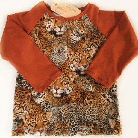 Tricot shirt, panters