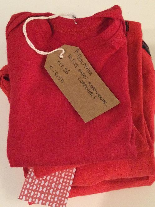 Shirt, rood