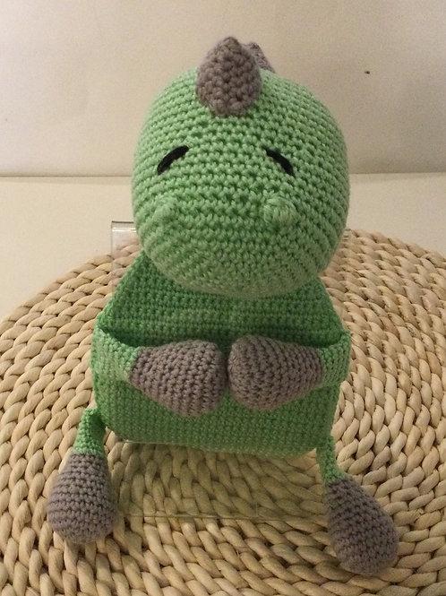 Dino knuffeldoek