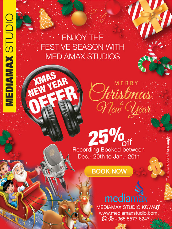 XMAS NEW YEAR OFFER!!!