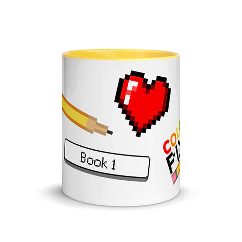 Coloring Pixels - Mug