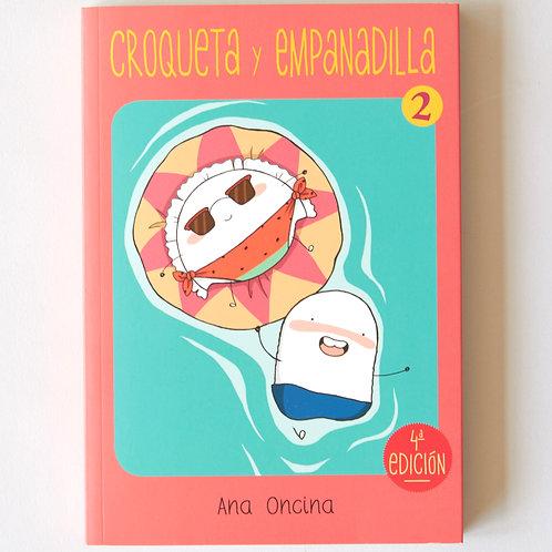 Croquette & Empanada 2