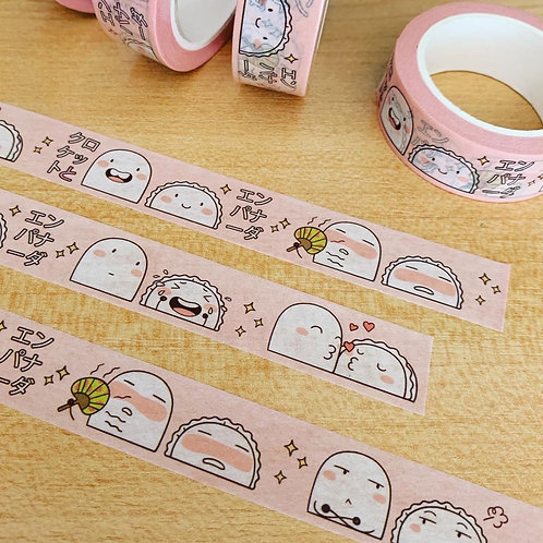 Washi Tape - Croqueta&Empanadilla