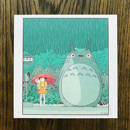 My Neighbor Totoro - となりのトトロ