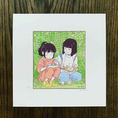 Spirited Away - 千と千尋の神隠し