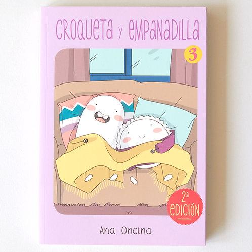 Croquette & Empanada 3