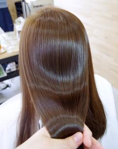 毛髪復元施術効果