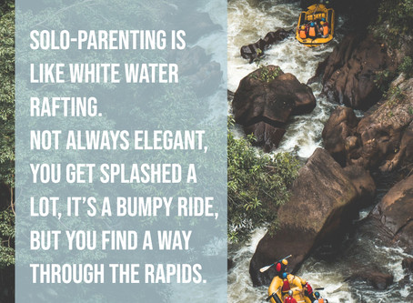 Lessons From Navigating Rapids
