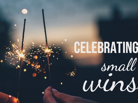 Boost your emotions by celebrating small wins