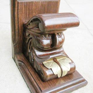Time Machine Bookend