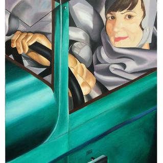 Sally In The Green Bugatti