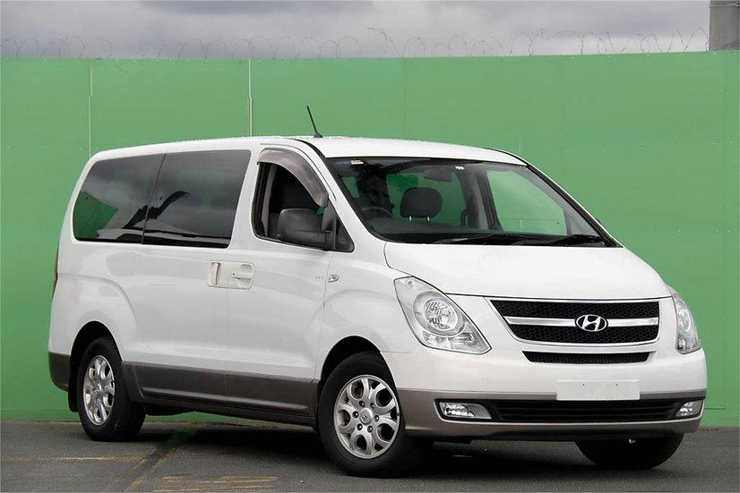 Hyundai iMax 2012 TQ-W MY12 Wagon 8st 5dr Auto 5sp 800kg 2.5DT