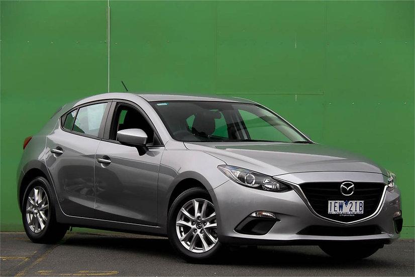 Mazda 3 2015 BM5478 Neo Hatchback 5dr SKYACTIV-Drive 6sp 2.0i
