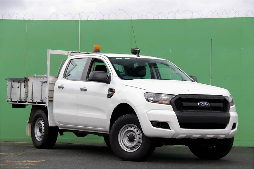 Ford Ranger 2016 PX MkII XL 4dr Spts Auto 6sp 4x4 2.2DT