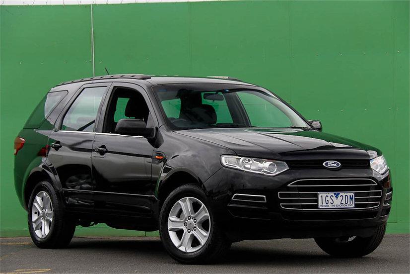 Ford Territory 2012 SZ TS Wagon 5dr Seq Sport Shift 6sp 4.0i