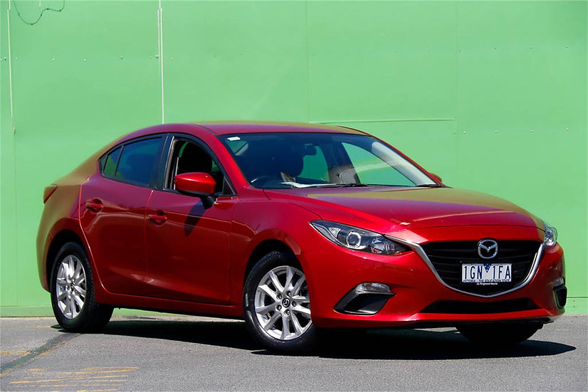 Mazda 3 2015 BM5276 Neo Sedan 4dr SKYACTIV-MT 6sp 2.0i