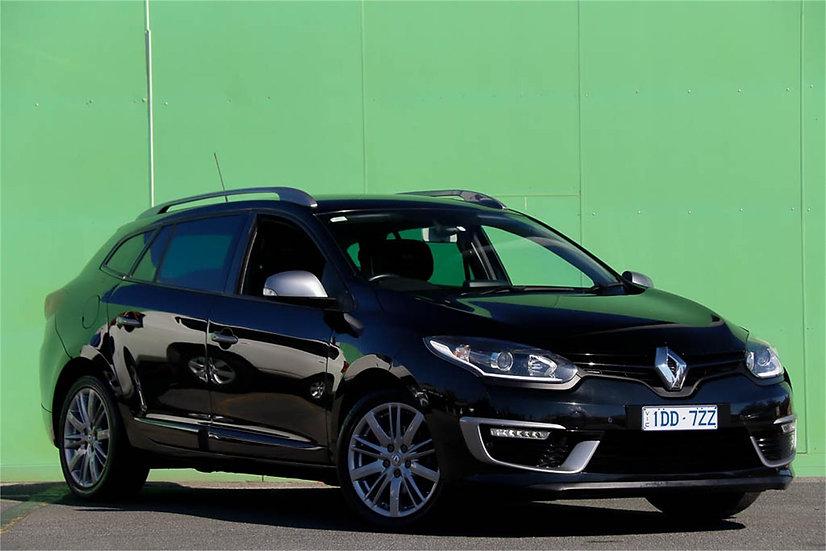 Renault Megane 2015 III K95 Phase 2 GT-Line Sportwagon 5dr EDC 6sp 1.2T