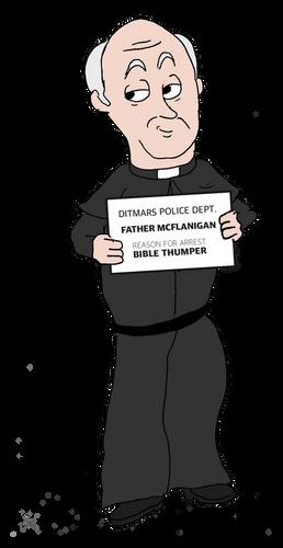 Father McFlanigan