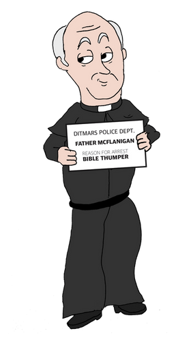 Father McFlanigan