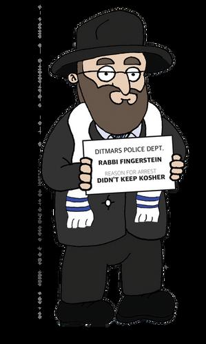 Rabbi Fingerstein
