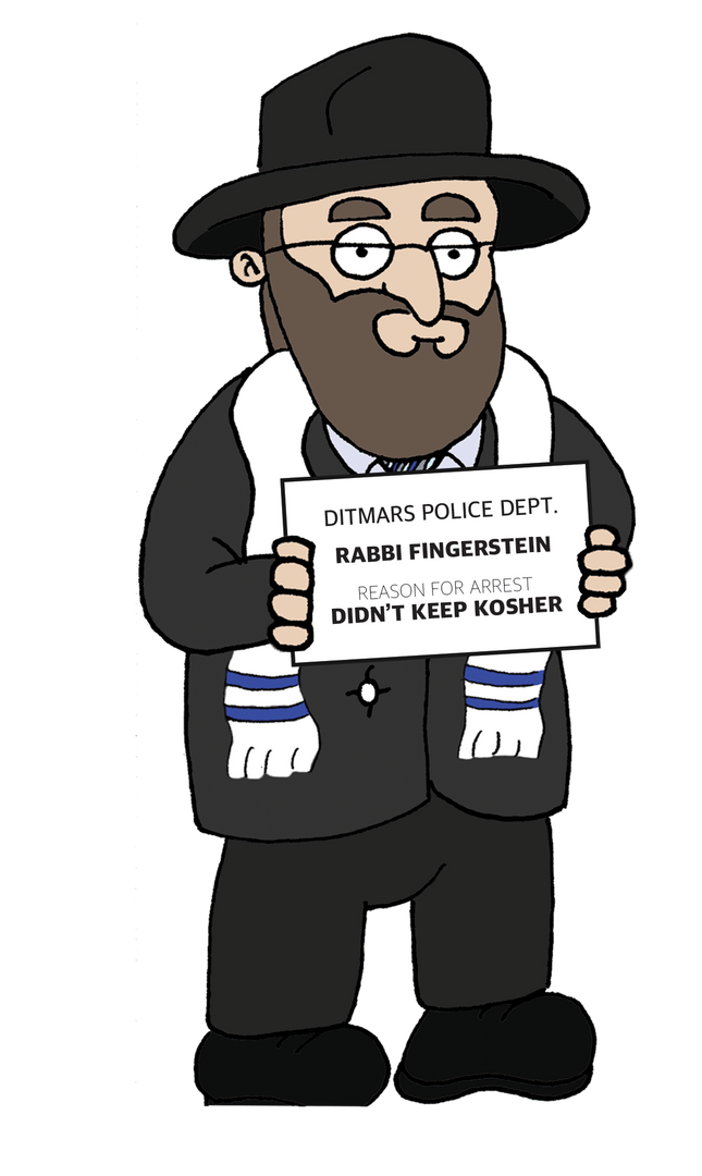 Rabbi Fingerstein