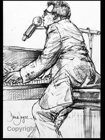 """Pianist James Guidice"""