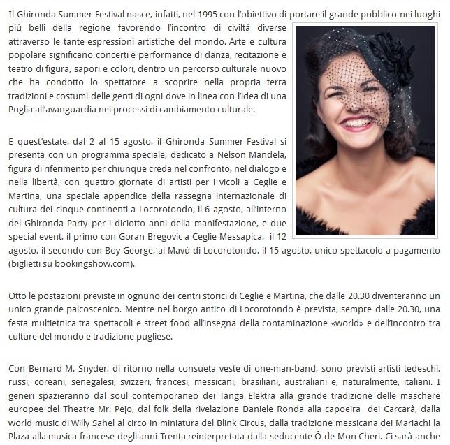 Valle Ditria Notizie - 08/14