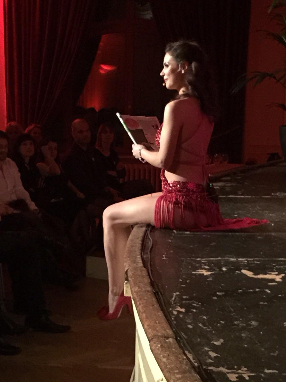 Cabaret Morges December '14