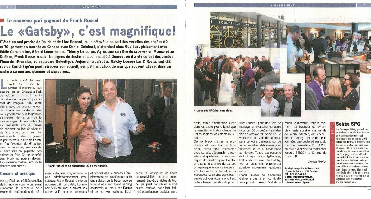 Tout l'immobilier - October 2014