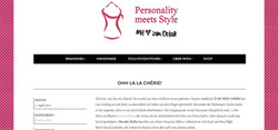 Personality meets Style Blog