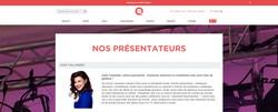 QVC France website