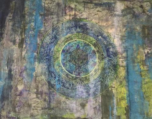 Mandala - 132x112cm