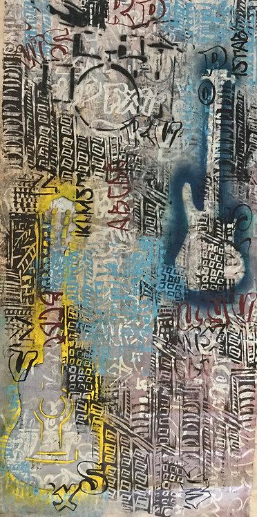 Letras 150x70 cm