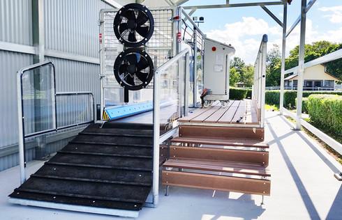 T4 Speed Plus Treadmill